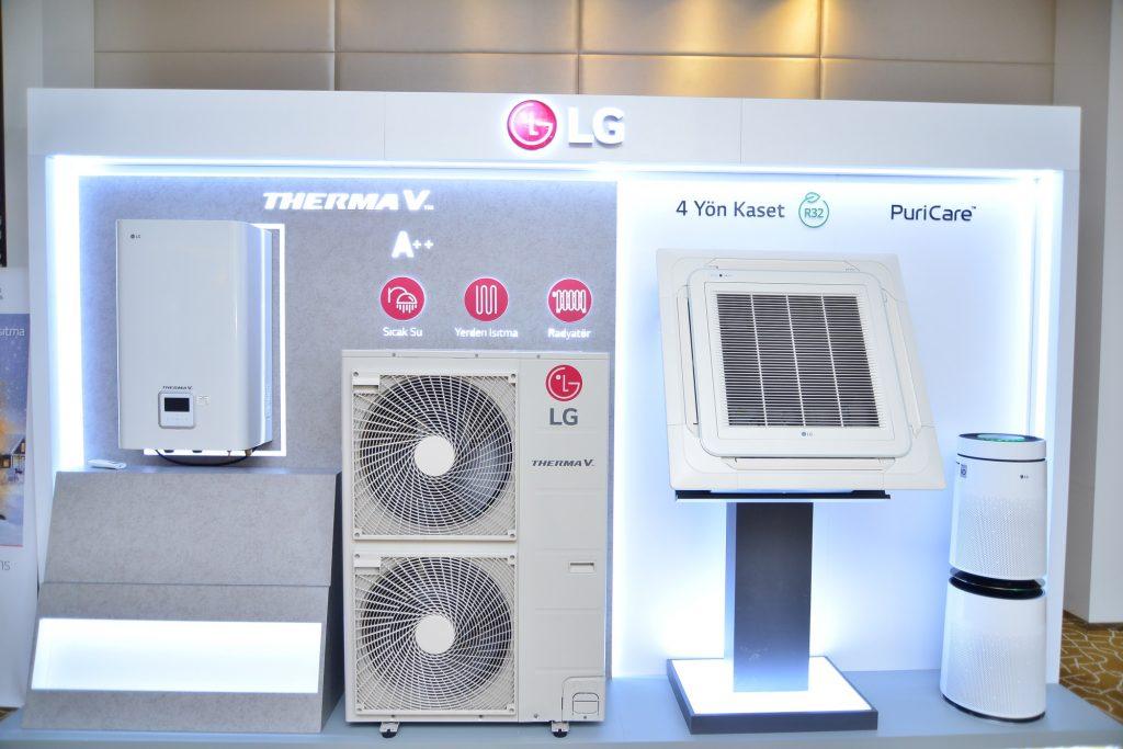 LG Türkiye enerji ve iklimlendirme çözümleri