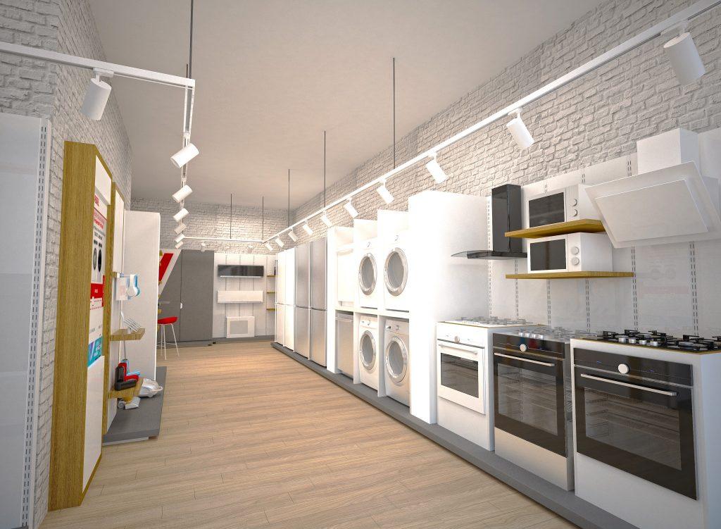 Vestel'in yeni nesil mağazaları