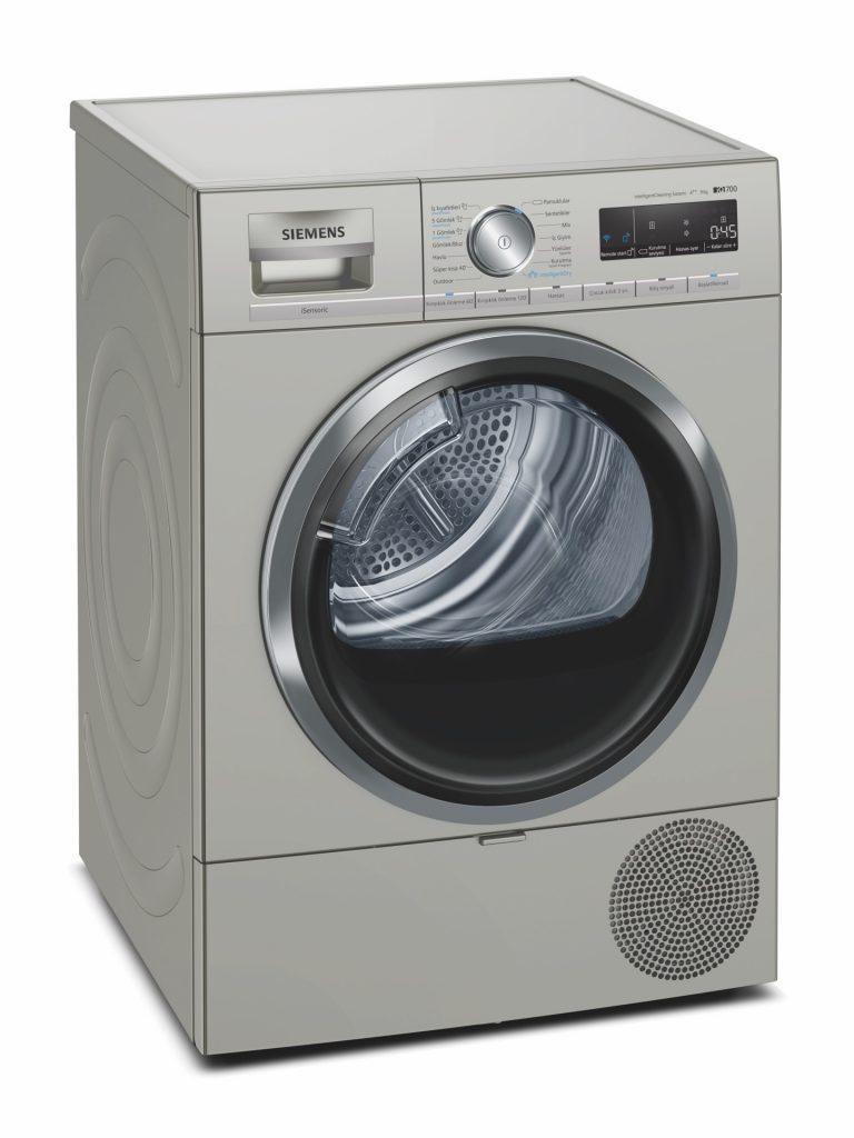 Siemens akıllı makineleri ile evlerde fark yaratıyor.