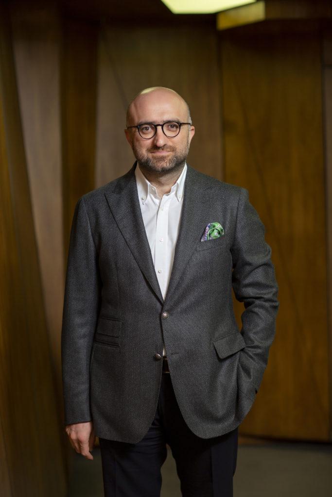 Kategori Mağazacılığı Derneği Başkanı Serhan Tınastepe