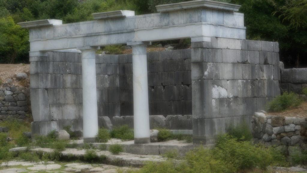 çeşme binası resmi